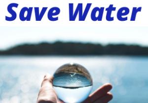 Delhi government :save water